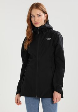 The North Face - WOMENS HIKESTELLER JACKET - Hardshelljacke - black