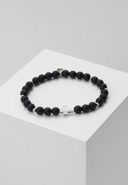 Icon Brand - CROSS BREED BRACELET - Bracelet - silver-colored