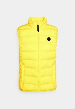 Icepeak - ALBI - Weste - yellow
