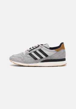 adidas Originals - ZX 500 UNISEX - Sneaker low - grey/legend ink