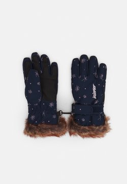 Ziener - LIM GIRLS GLOVE JUNIOR - Fingervantar - snowcrystal
