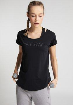 Venice Beach - LEYTON - Funktionsshirt - black