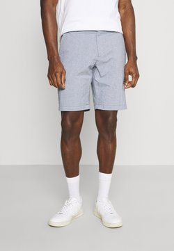 DOCKERS - SMART SUPREME FLEX MODERN CHINO - Shorts - rieger blue chambray