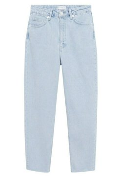 Mango - MUM - Slim fit jeans - lichtblauw