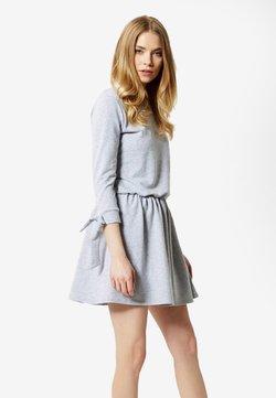 usha - Vestido ligero - grey melange
