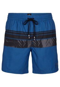 O'Neill - Badeshorts - blue with black