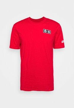 Element - STAR WARS X ELEMENT MANDO - T-Shirt print - fire red
