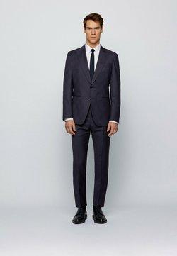 BOSS - Anzug - dark blue