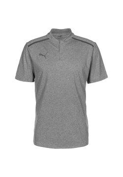 Puma - TEAMCUP - T-Shirt print - medium gray heather / smoked pearl