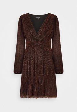 Forever New - DAWN MINI DRESS - Cocktailkleid/festliches Kleid - copper