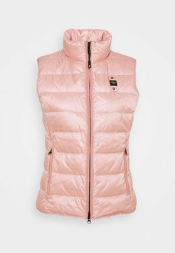 Blauer - BASIC VEST - Liivi - light pink
