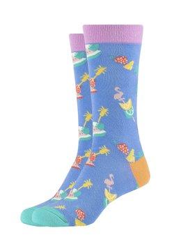 Fun Socks - 2ER PACK SUMMER FLAMINGO - Socken - multicolor