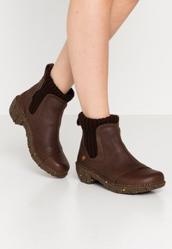 El Naturalista - YGGDRASIL - Korte laarzen - soft grain brown