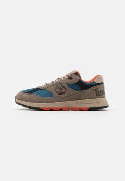 Timberland - FIELD TREKKER  - Sneaker low - mid grey
