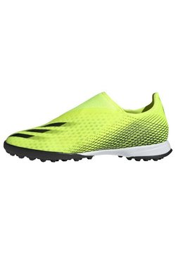 adidas Performance - LACELESS TF FUSSBALLSCHUH - Astro turf trainers - yellow