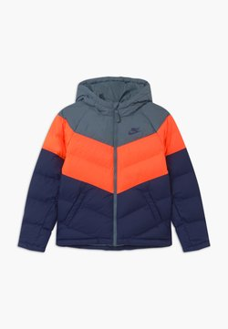 Nike Sportswear - UNISEX - Winterjacke - ozone blue/hyper crimson/midnight navy