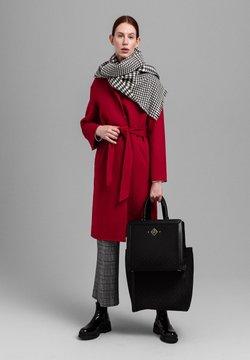 GANT - Klassischer Mantel - red