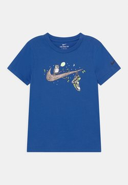 Nike Sportswear - NIGHT GAMES TREE - T-Shirt print - game royal