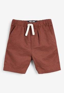Next - SLOUCHY PULL ON - Shorts - brown
