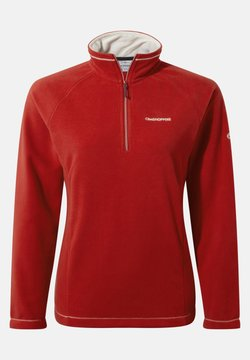 Craghoppers - Fleecepullover - pompeian red