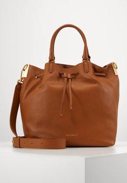 Coccinelle - GABRIELLE - Shopping Bag - caramel