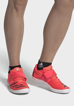 adidas Performance - ADIZERO DISCUS / HAMMER SHOES - Zapatillas de running estables - pink