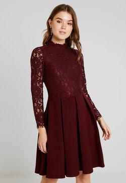 Molly Bracken - LONG SLEEVES - Cocktail dress / Party dress - dark red