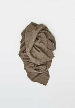 Massimo Dutti - Szal - metallic grey