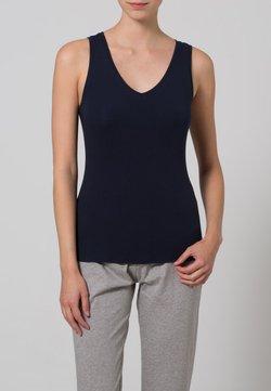 Schiesser - NATURSCHÖNHEIT - Unterhemd/-shirt - nachtblau