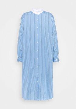 Lacoste LIVE - Blusenkleid - nattier blue