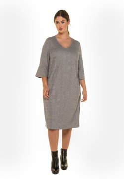 Ulla Popken - Freizeitkleid - light grey