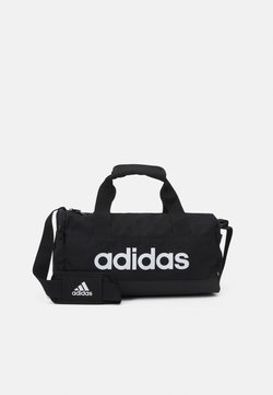 adidas Performance - LINEAR DUF XS UNISEX - Sporttasche - black/white