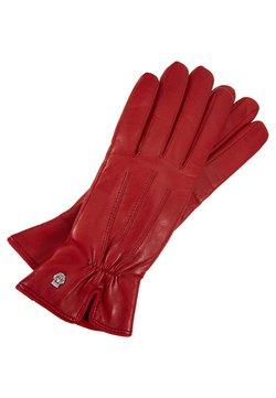 Roeckl - KLASSIKER  - Rękawiczki pięciopalcowe - red