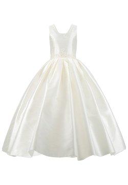 Prestije - MIT PERLEN PRINZESSINNEN KINDERKLEID M - Cocktailkleid/festliches Kleid - weiß