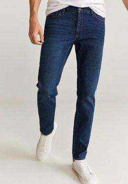 Mango - JAN - Slim fit jeans - mintgroen