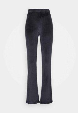 ONLY - ONLTAMMY FLARED PANTS - Stoffhose - night sky