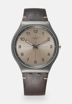 Swatch - TIME TO TROVALIZE - Montre - brown