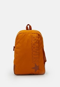 Converse - SPEED BACKPACK UNISEX - Reppu - saffron yellow/amber sepia