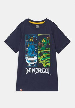 LEGO Wear - T-shirt print - dark navy