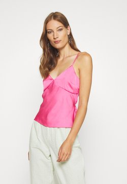 Who What Wear - CAMI - Top - doll pink