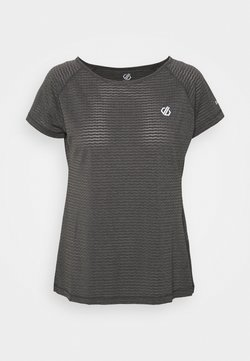 Dare 2B - DEFY TEE - T-Shirt basic - ebony grey
