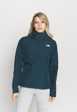 The North Face - SANGRO JACKET - Hardshelljacke - montery blu dark heather