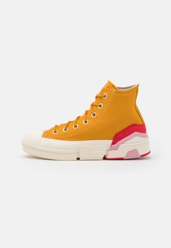 Converse - CPX70 CABLE  - Sneakersy wysokie - saffron yellow/university red/egret