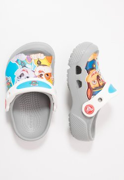 Crocs - FUN LAB PAW PATROL - Badslippers - light grey