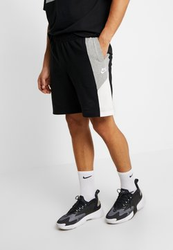 Nike Sportswear - Shorts - black/grey heather
