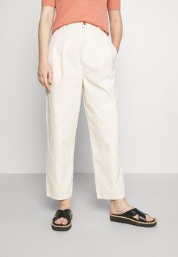 Tory Burch - DENIM TROUSER - Jeans baggy - natural