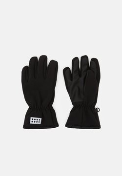 LEGO Wear - ATLIN GLOVE - Fingerhandschuh - black