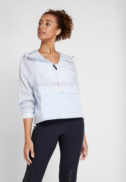 adidas Performance - CROPPED WIND.RDY  - Veste coupe-vent - skytin