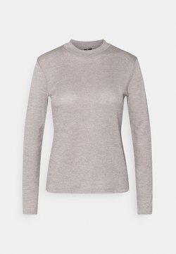 Vero Moda Petite - VMSYLVIA - Jersey de punto - medium grey melange