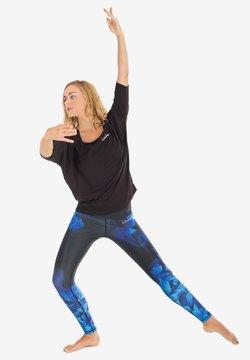 Winshape - HWL102 RUBIN HIGH WAIST -TIGHTS - Legging - saphir